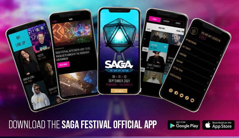 Official App Header