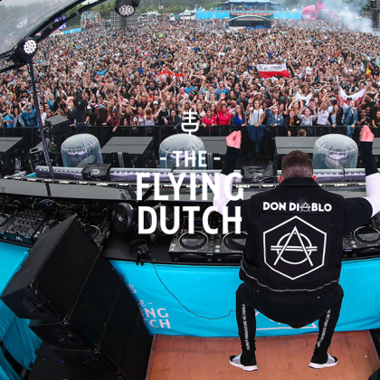The Flying Dutch 2018: Rotterdam